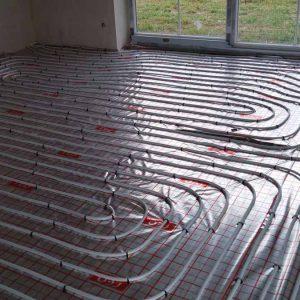 ogrzewanie podłogowe w domu